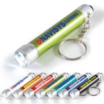 Branded Torch Keyrings