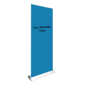 First Class Pull-Up Banners
