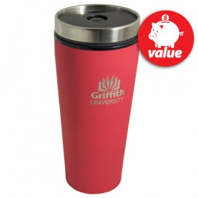 Coloured Schumacher Travel Mugs