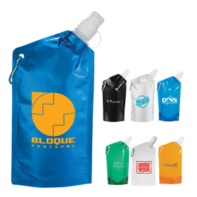 Foldable Water Pouches