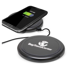 Logo Light Wireless Chargers