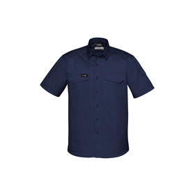 Mens Rugged Short Sleeves