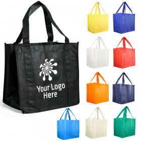 Promotional Shopping Totes
