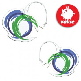 2 Sided Full Colour Air Fresheners